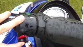 10. For Sale 2005 Honda Aquatrax R12X 2 seater turbo pwc engine running