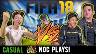 Video NOC Plays VS NotGoodGamers! (FIFA 18) MP3, 3GP, MP4, WEBM, AVI, FLV Februari 2019