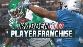 Want to check out more videos from this Madden 17 Career Mode?:https://www.youtube.com/playlist?list=PLHpaqPkAMhpozh0zd9ux5GMm52ojwMWiLThe Eagles take on the top team in the NFC North! Can we keep our playoff hopes alive?If you guys and gals enjoyed the video make sure you leave a like and a comment letting me know you want to see more! Subscribe to stay in the loop!__________Facebook: http://www.facebook.com/Avenger2108Twitter: https://twitter.com/Avenger2108Twitch: http://www.twitch.tv/avenger2108/profileyou want to see more! Subscribe to stay in the loop!