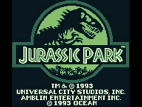 jurassic park game boy download