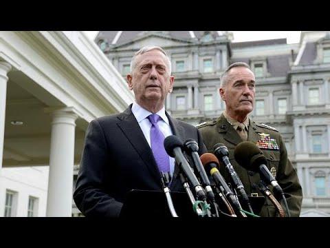 Μάτις: «Μαζική στρατιωτική απάντηση στη Β. Κορέα»