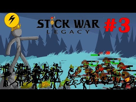 Stick War: Legacy Endless Deads Part 3 (by Max Games Studios) / Android Gameplay HD