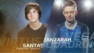 Интервью: VEG Zanzarah и VP SaNTaS / LCL