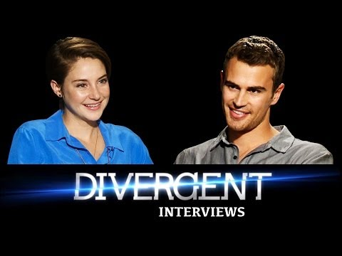 interviews - Hey my beautiful shining stars! I was very blessed and honored to interview the cast of the new hit movie, DIVERGENT. In this video, I sit down with Shailene...