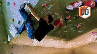 Climbing Wall Skills With Gimme Kraft | Climbing Daily Ep.970 by EpicTV Climbing Daily