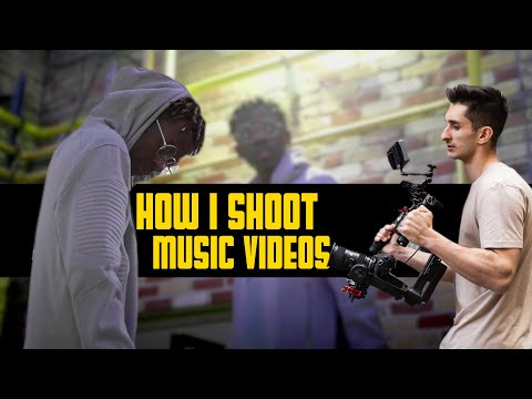 Video How I shoot RAP - HIPHOP Music Videos! | Tutorial download in MP3, 3GP, MP4, WEBM, AVI, FLV January 2017