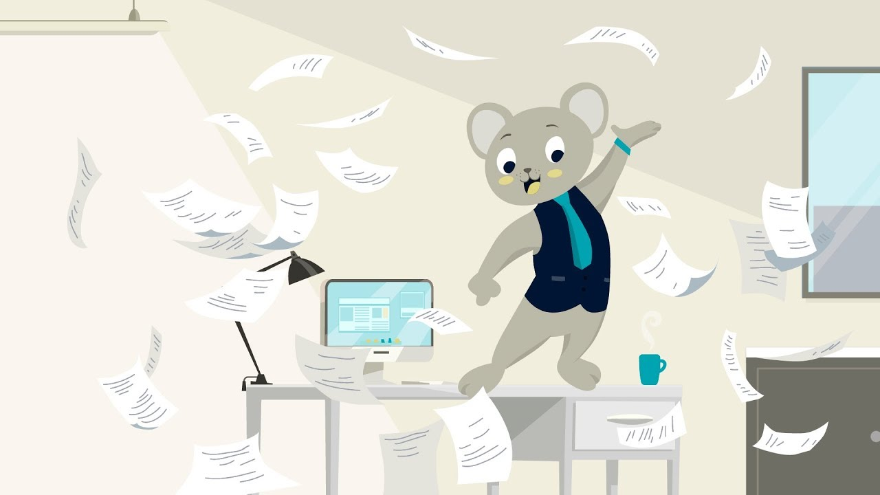 Mice Market Animated Explainer Video