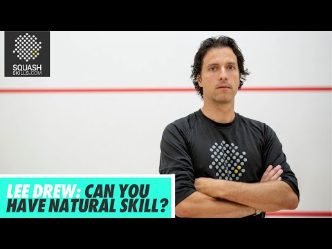 Squash tips: Can You Have Natural Skill?