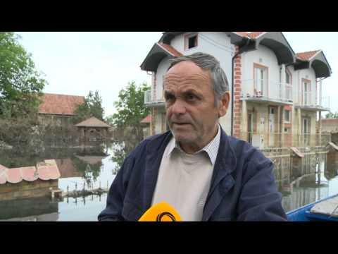 NOVA.rs: Obrenovac posle poplave