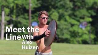Returning to the field for the first time since 2009, the 2015 Madison Scouts cymbal line is here to talk about their experience as the next generation in the Scouts' cymbal line legacy. In this video we talk to rookie member Alex Huizen about his experience with the Scouts so far.Media work and editing done by Emily Kubisch-Sabrsula.