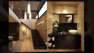 Дизайн интерьера резиденции от студии Horst Architects