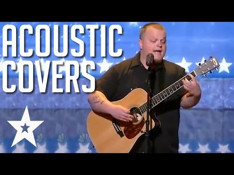 5 Amazing Acoustic Covers on Got Talent (видео)