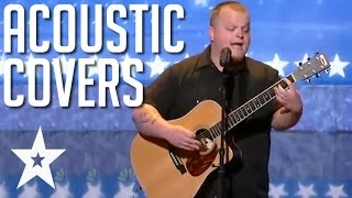 Video 5 Amazing Acoustic Covers on Got Talent MP3, 3GP, MP4, WEBM, AVI, FLV April 2018