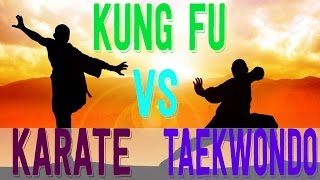 Ever wondered what the differences were between different martial arts types? Well here are three of the most well known ones, explained to you.★↓FOLLOW ON SOCIAL MEDIA!↓★Facebook: https://www.facebook.com/doublechenshow?fref=tsInstagram: http://instagr.am/MikexingchenTwitter: http://twitter.com/MikexingchenSnapchat: MikeychenxPeriscope: MikexingchenGet tickets to the best show on earth!!!https://www.shenyunperformingarts.org/