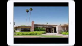 Palm Springs Modernism (Phone) YouTube video
