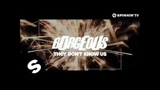 Thumbnail for Borgeous — They Don't Know Us