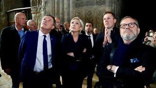 Video Marine Le Pen et Nicolas Dupont-Aignan à Reims | Marine 2017 MP3, 3GP, MP4, WEBM, AVI, FLV Juni 2017