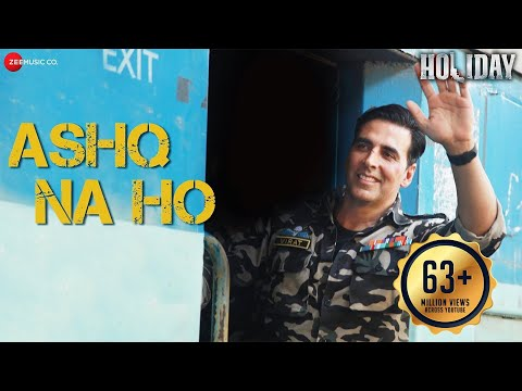 Ashq Na Ho latest hindi Video from Hindi movie Holiday