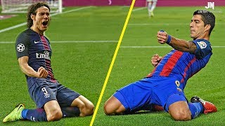 Download Video Top 10 Goalscorers in Football 2016/2017 MP3 3GP MP4