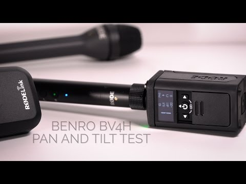 Benro BV4 Quick Test