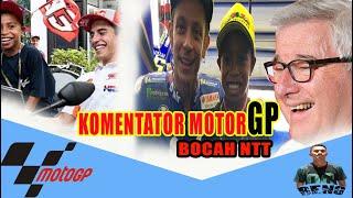 Video Bocah asal NTT Memperagakan Jadi komentator Motogp Sekaligus Jadi Pembalapnya MP3, 3GP, MP4, WEBM, AVI, FLV Maret 2018
