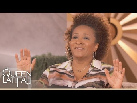 A Tease of Wanda Sykes on The Queen Latifah Show