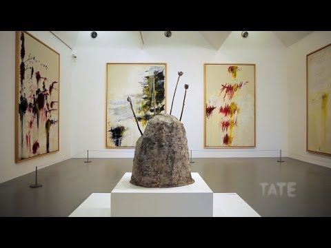TateShots: Three Champions For Turner Monet Twombly