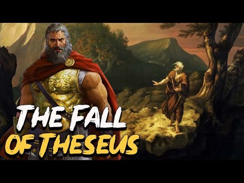 The Twilight Of Theseus: The Last Days Of The Hero - Greek Mythology Part 5/5 - See U In History