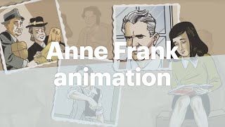Anne Frank - Hiding and Arrest