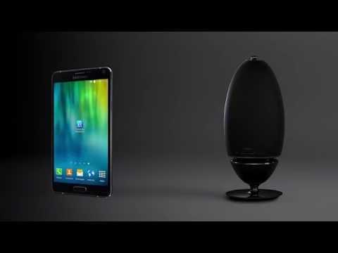 Enceintes Samsung Wireless Audio 360 – Application Multiroom