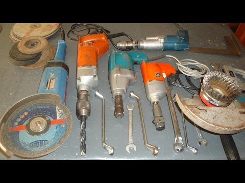 Power Tool Repair Marathon