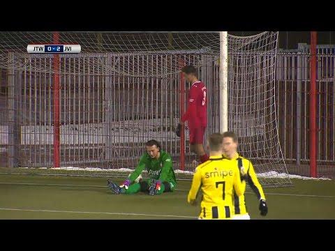 Samenvatting: Jong FC Twente hard onderuit