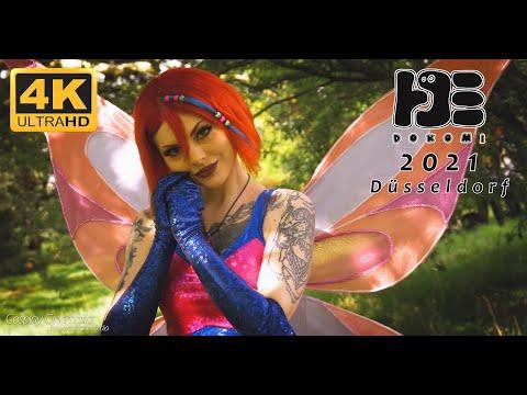 DoKomi 2021 - Düsseldorf Cosplay Music Video