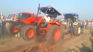 Farmtrack 6055 vs Kubota mu5501 tractor tochan FINAL