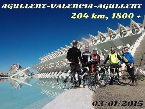 Agullent Valencia 200km