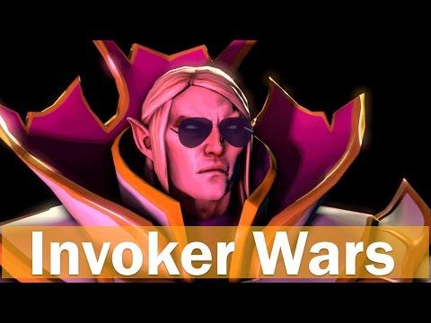 INVOKER WARS - Kiborgik & Metagame