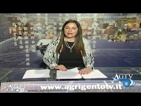Telegiornale AgrigentoTv del 08-03-2017
