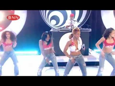 50 Cent feat Olivia Candy Shop Live (видео)