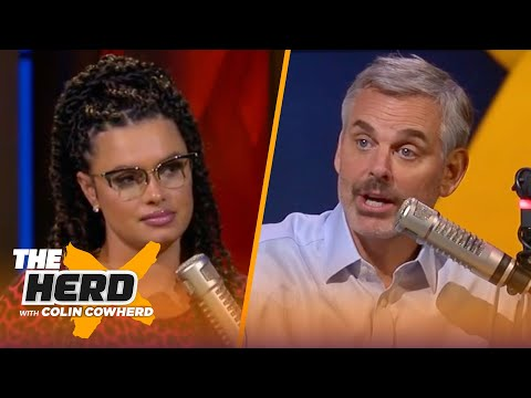 To QB or Not to QB, Colin Cowherd decides which NFL teams should draft a QB | NFL | THE HERD