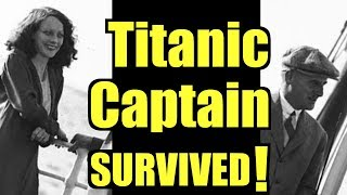 Captain of the Titanic Found  (2 Titanic Survivors Stories)