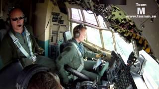 Video C-130 Hercules cockpit video with GoPro 40 min. MP3, 3GP, MP4, WEBM, AVI, FLV Juni 2018