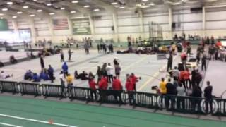 Inaugural Indoor Track Meet For Madonna