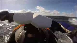 8. Seadoo Spark 90HP & Seadoo GTI 130 - In Rough Sea