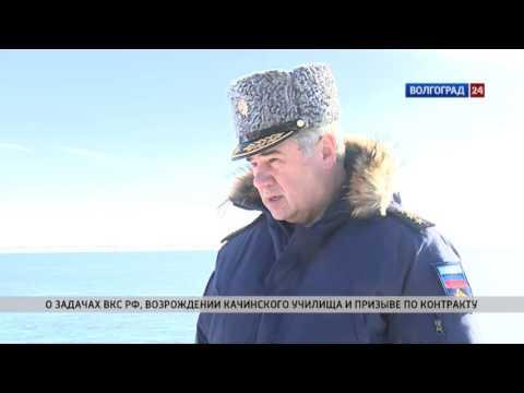 Виктор Бондарев, главнокомандующий военно-космическими силами РФ