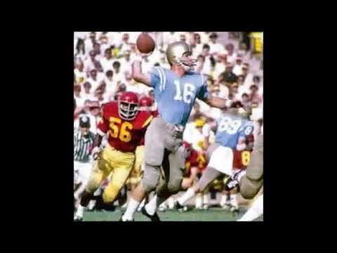 UCLA Football 1967 - The Year in Review (KTLA audio)