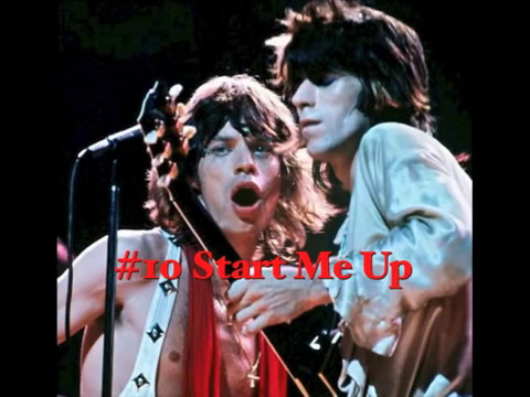 Top 10 Greatest Rolling Stones Songs - Thời lượng: 8 phút, 41 giây.