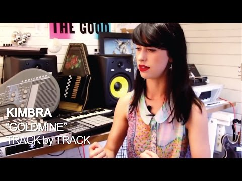 Kimbra - Goldmine [Track by Track]