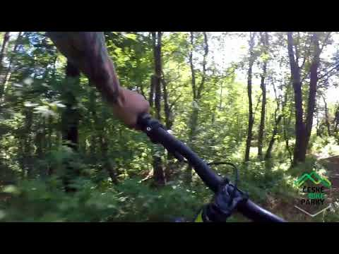 Trail u Jericha Červená