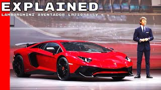 The groundbreaking innovations we introduced with the Aventador marked the beginning of a new era for super sports cars.