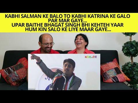 कवि Shailesh Lodha की जुबानी कड़वा सच Kavita 🤙😊👍 | शैलेश लोढ़ा | Kavi Sammelan | Reaction !!